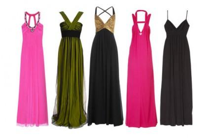 Vestidos simples e bonitos para formatura
